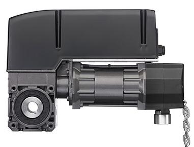 индустриални секционни врати - мотор marantec